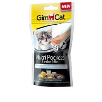 Gimcat | Nutri Pockets Junior Mix