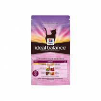Hill's | Ideal Balance Adult with Fresh Chicken & Brown Rice