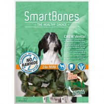 Petmatrix | SmartBones, Dental, Mini, 24er-Pack