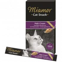 Miamor | Cat Confect Malt-Cream mit Käse