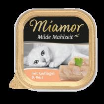 Miamor | Milde Mahlzeit mit Geflügel und Reis