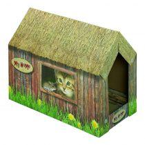 Nobby | Katzenhaus aus Karton