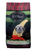 O'Canis | Premiumfutter Pferd, Lachs & Kartoffel, getreidefrei