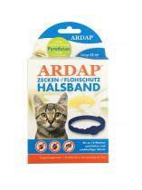 Ardap | Zecken- und Flohschutzhalsband für Katzen