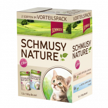 Schmusy | Nature Kitten Multipack