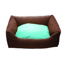 Wolters | Kuschel-Lounge Royal Dreams mocca/mint
