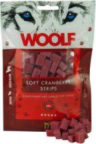 Woolf | Cranberry Streifen