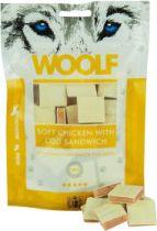 Woolf | Hühnchen Seelachs Sandwich