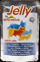 Almo Nature | Jelly Thunfisch und Seezunge