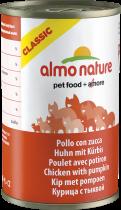 Almo Nature Huhn mit Kürbis 48 x 70 g