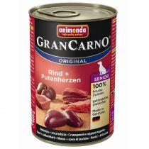 Animonda | GranCarno Senior Rind & Putenherzen