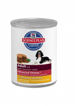 Hill's | Science Plan Canine Adult - Advanced Fitness mit schmackhaftem Huhn