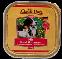 Classic Dog | Schale Rind & Lamm