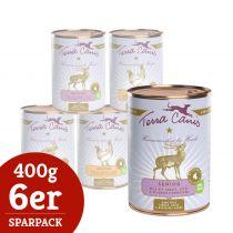 Terra Canis | Gesundheitskräuter 6 x 400 g