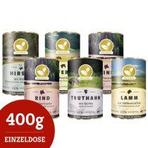 Hundeland Natural | Einzeldose 400 g