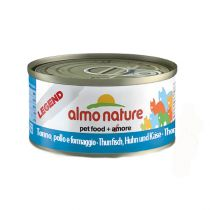 Almo Nature | Classic Thunfisch, Huhn und Käse