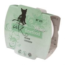 Catz FineFood | Mousse No.215 Huhn pur