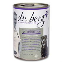 Dr. Berg Tiernahrung | pro-REDUKTION