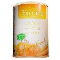 Farrado | Gelbes Gartengemüse