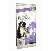 Farrado | Lamm & Thunfisch mit Gemüse & Früchten