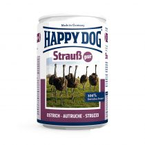 Happy Dog | Single Protein Strauß Pur
