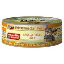 MACs | Feinschmecker Kalb, Geflügel und Ei