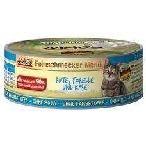 MACs | Feinschmecker Pute, Forelle und Käse