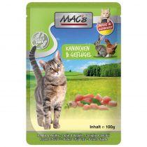 MACs | Kaninchen & Geflügel und Löwenzahn mit Kräutermix
