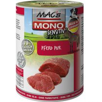 MAC's | Mono Sensitive Pferd Pur