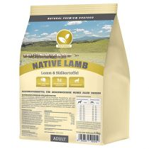 Hundeland Natural | Native Lamb mit Lamm
