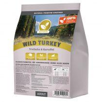 Natural | Wild Turkey Truthahn und Kartoffel