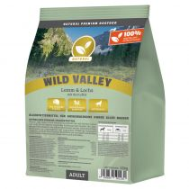 Hundeland Natural | Wild Valley mit Lamm und Lachs