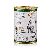 O'Canis | Straußenfleisch mit Topinambur