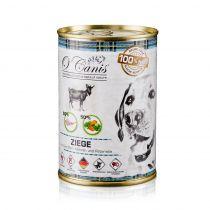 O'Canis   Ziegenfleisch mit Petersilienkartoffeln & Karotten