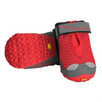 Ruffwear | Grip Trex Red Currant 4er Pack