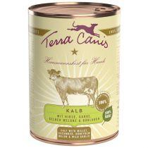 Terra Canis | Kalb mit Hirse, Gurke, Gelber Melone & Bärlauch