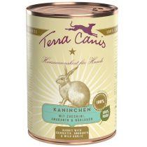 Terra Canis | Kaninchen mit Zucchini, Amaranth und Bärlauch