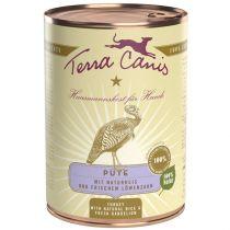 Terra Canis | Pute mit Naturreis und frischem Löwenzahn
