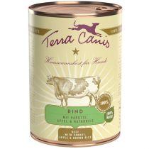 Terra Canis | Rind mit Karotte, Apfel und Naturreis