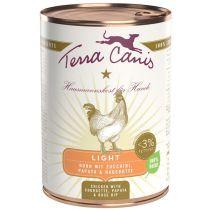 Terra Canis | Light Huhn mit Zucchini, Papaya und Hagebutte