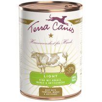 Terra Canis | Light Rind mit Kürbis, Mango und Artischocke