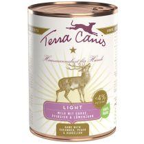 Terra Canis | Light Wild mit Gurke, Pfirsich und Löwenzahn