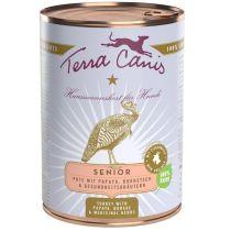 Terra Canis | Pute mit Papaya, Borretsch und Gesundheitskräutern für Senioren