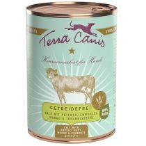 Terra Canis | Kalb mit Petersilienwurzel, Mango & Johannisbeere, getreidefrei