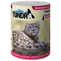 Tundra | Wildkaninchen und Huhn Cat