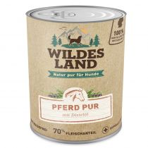 Wildes Land | Nr. 4 Pferd PUR