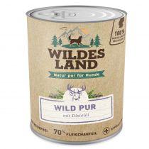 Wildes Land | Wild PUR mit Distelöl (getreidefrei)