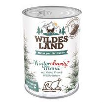 Wildes Land | Nr. 8 Wintercharity (limited)
