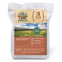 Wildes Land - Trockenfutter - Pferd mit Kartoffeln und Wildkräutern (getreidefrei)
