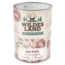 Wildes Land | BIO Rind (getreidefrei)